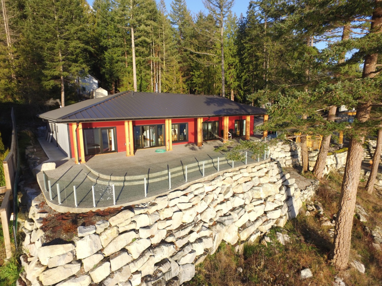 Meyer Residence Sunshine Coast Bc Ajia Prefab Homes