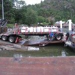 PF-08 - Peter Finley - truck and barge pics 012