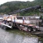 PF-08 - Peter Finley - truck and barge pics 016