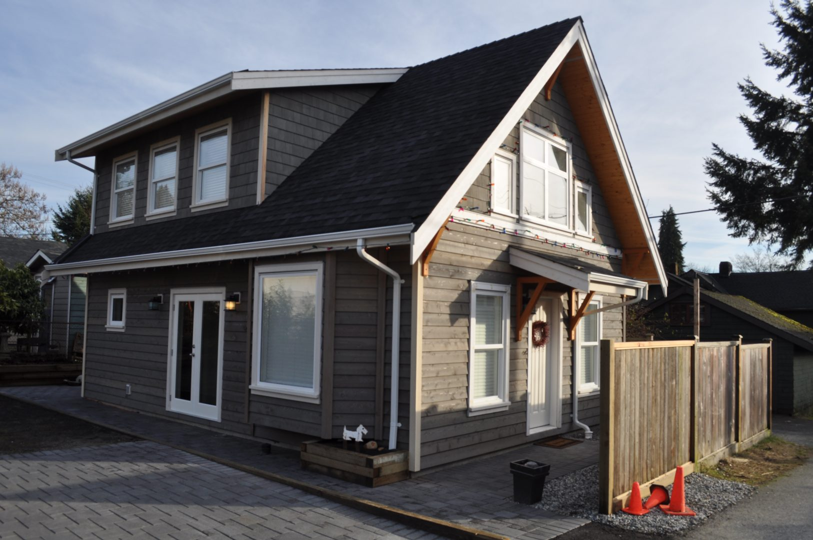 The henderson ajia prefab homes for Home designs vancouver