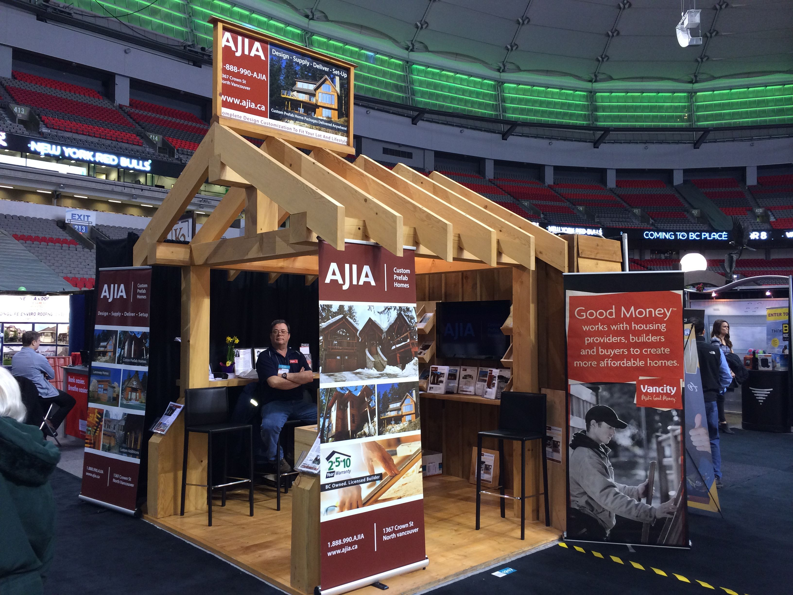 AJIA Is Excited To Participate Again At The FALL HOME SHOW 2017 At The  Vancouver Trade And Convention Centre U2013 Oct 26 29th, 2017. Part 59